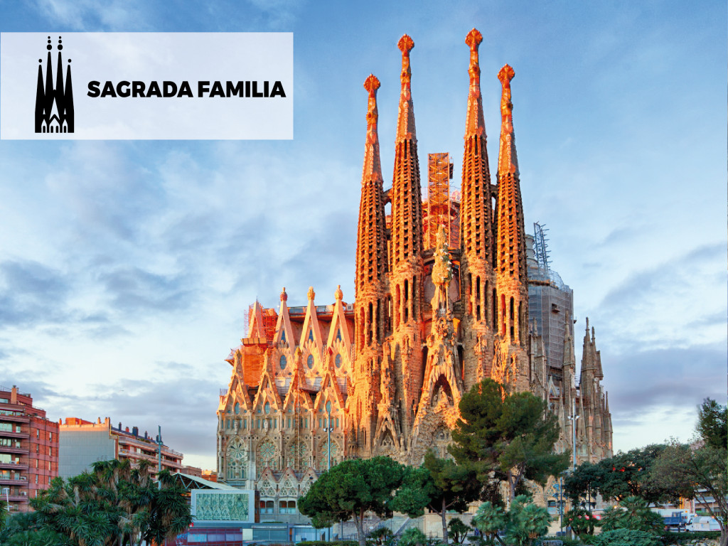 SAGRADA FAMILIA BASIC TICKET