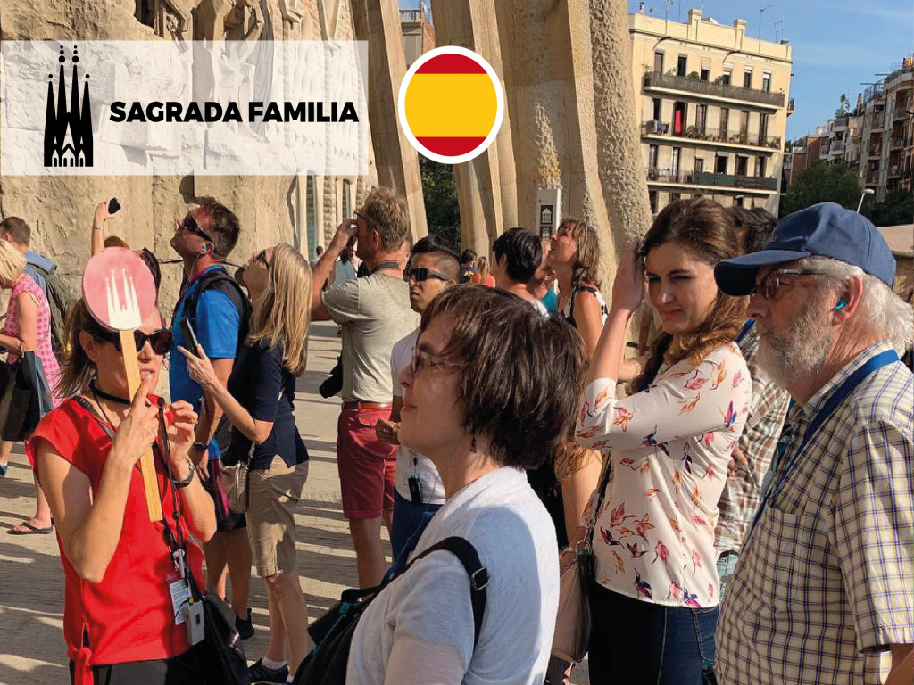 SAGRADA FAMILIA SPANISH GUIDED TOUR