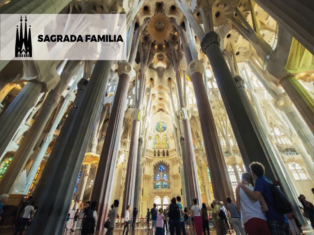 SAGRADA FAMILIA AUDIO TOUR