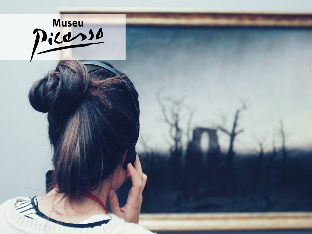 Picasso Museum Barcelona, Permanent Collection + Audioguide