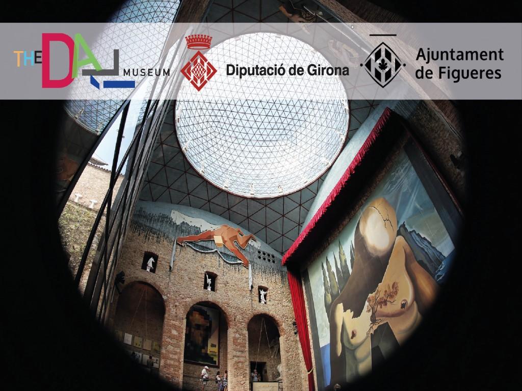 Girona, Figueres & Dalí Museum: Tour en Inglés