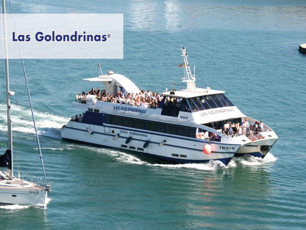"""Las Golondrinas """"Barcelona Mar"""" 15,20€"""