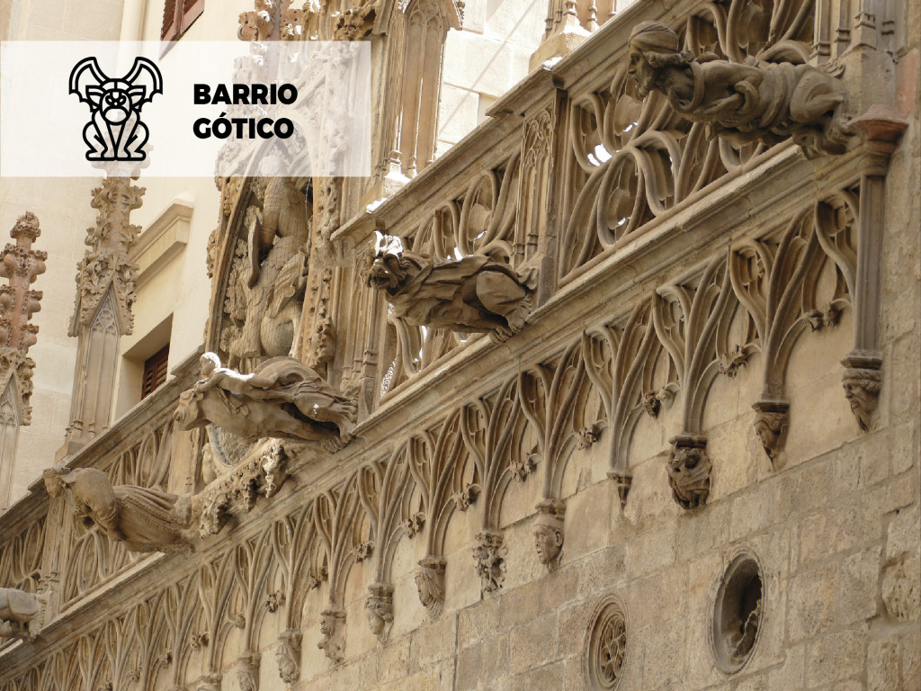 Entradas Walking Tour Gòtic 16€ - English