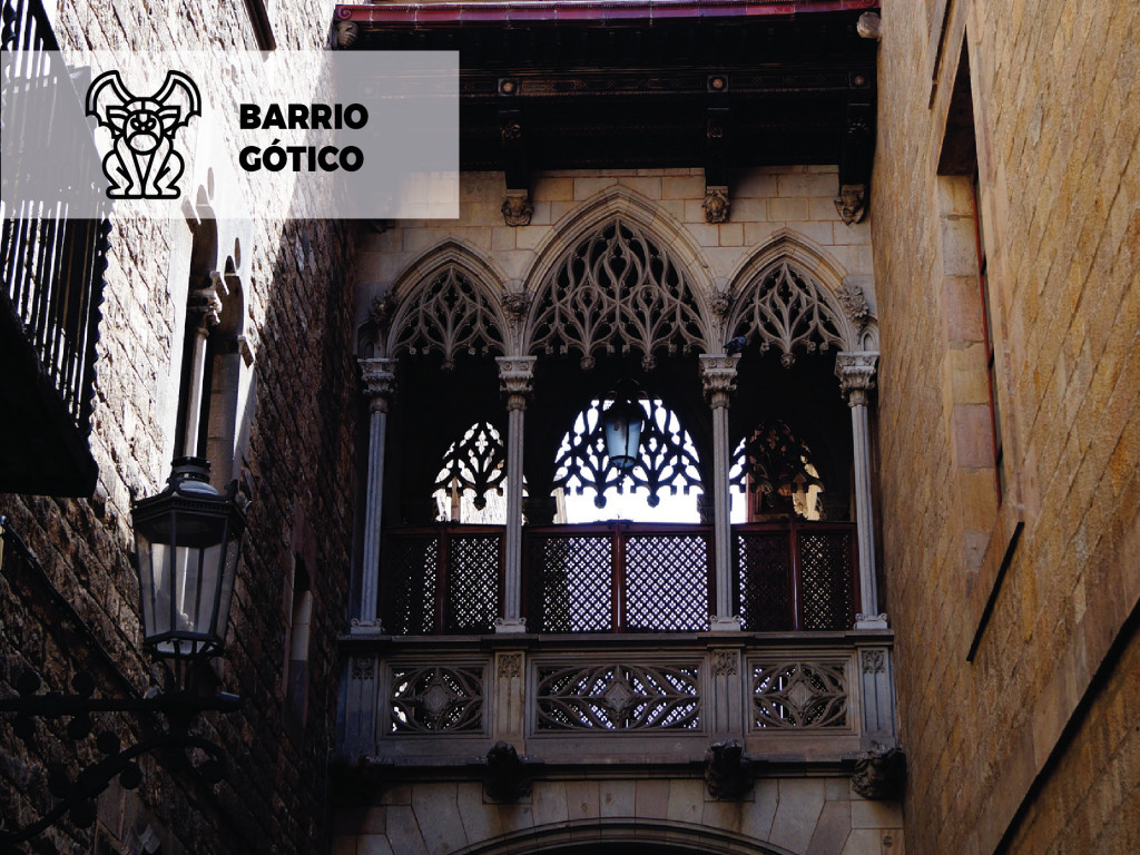 Entradas Easy Walking Tour Gòtic 13.50€ - Inglés