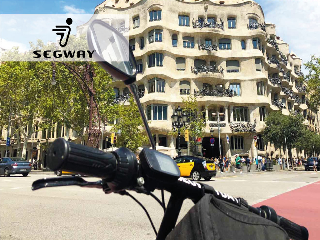 Entradas Grand Segway Tour 2h