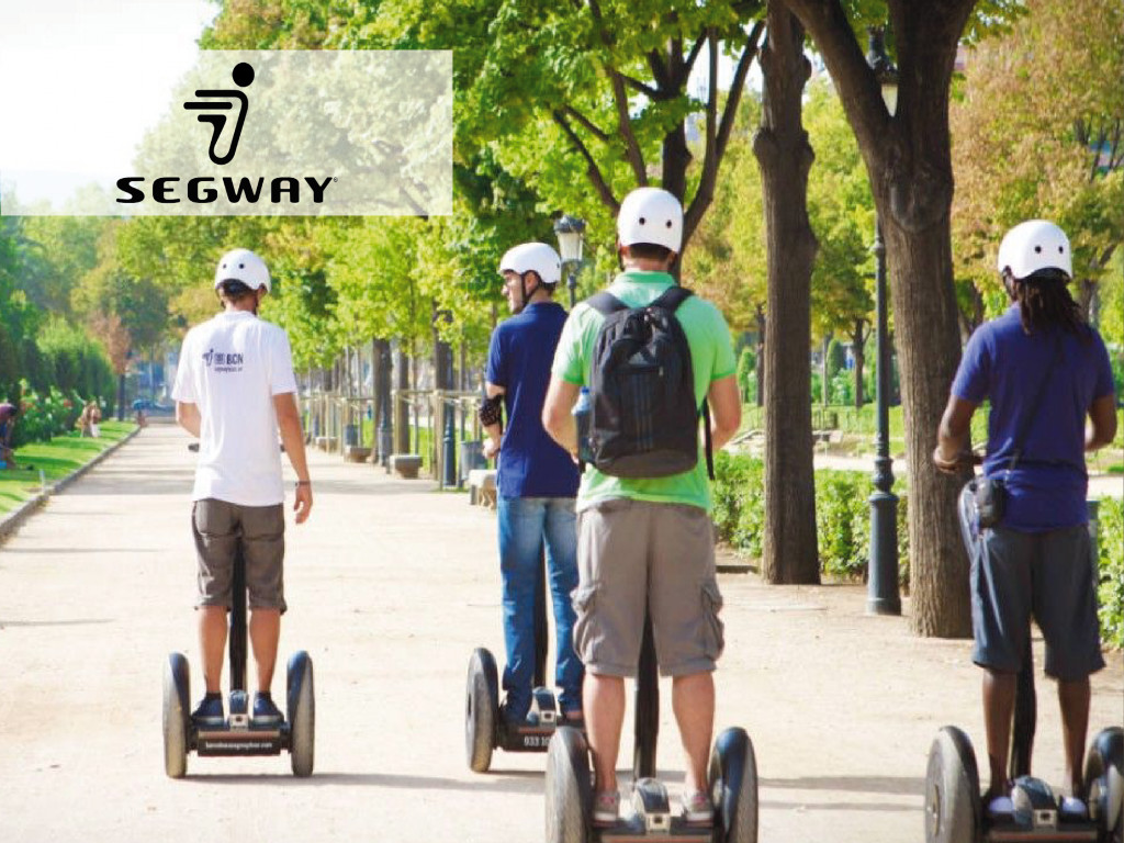 Ticket for 1-hour Intro Segway Tour
