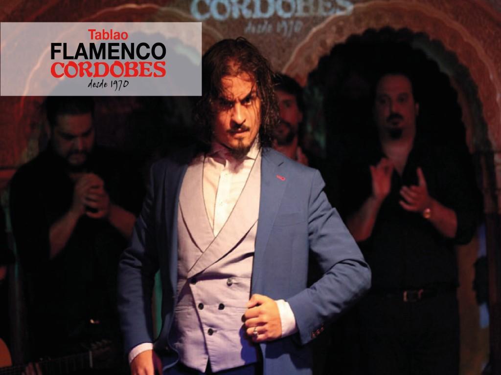 <p>Flamenco Cordobés Espectáculo + Copa (45€)</p>
