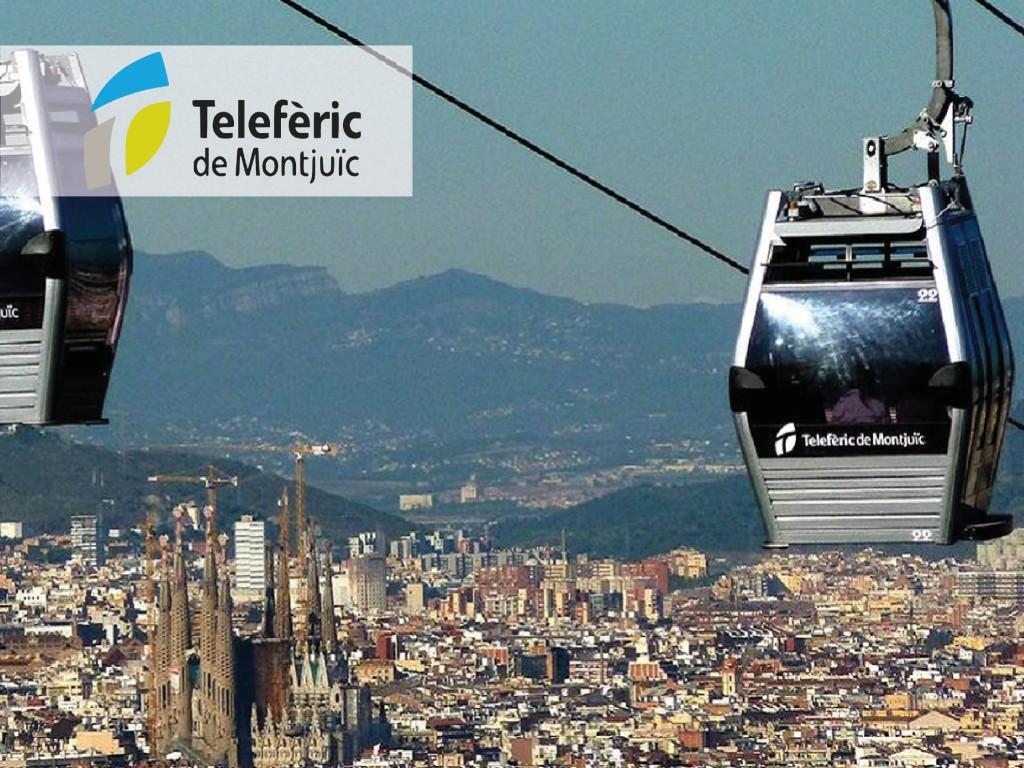Tickets Teleférico de Montjuïc 12,70€