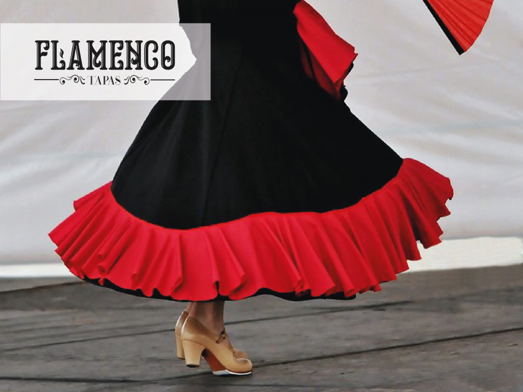 Flamenco Las Rambas. VIP Ticket Tapas + Bebida
