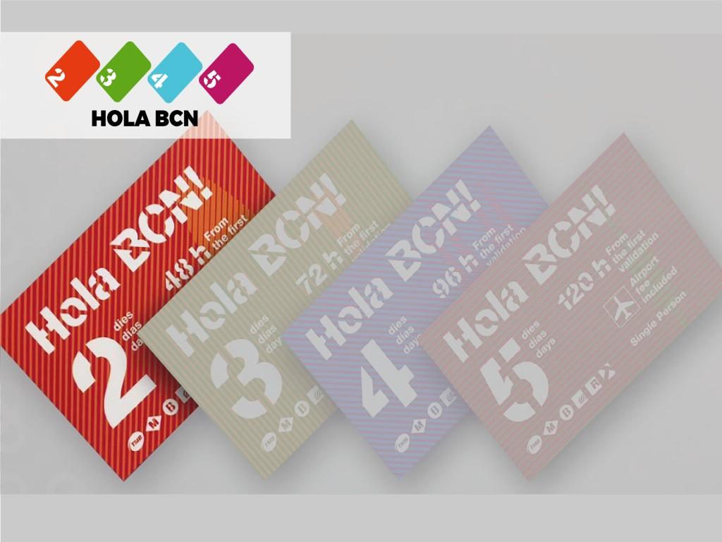 <p>Tarjeta Hola Barcelona 48 horas 15.20€</p>