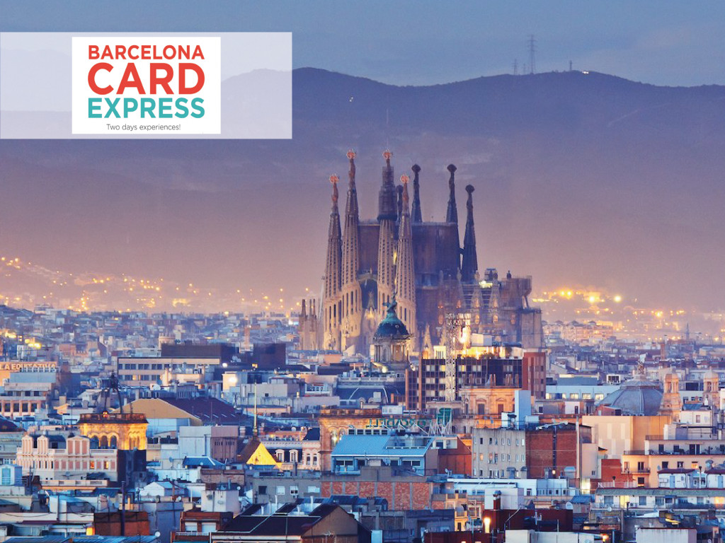 Ticket Barcelona Card Express