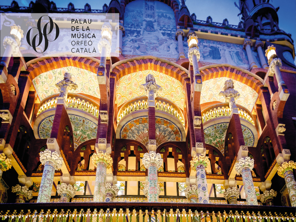 Guided Visit to the Palau de la Música Catalana (ENG)