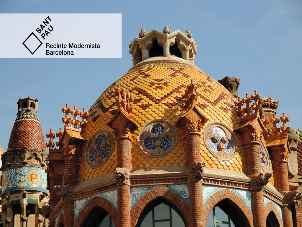 Visita Guiada Recinte Modernista (Castellano) 19€