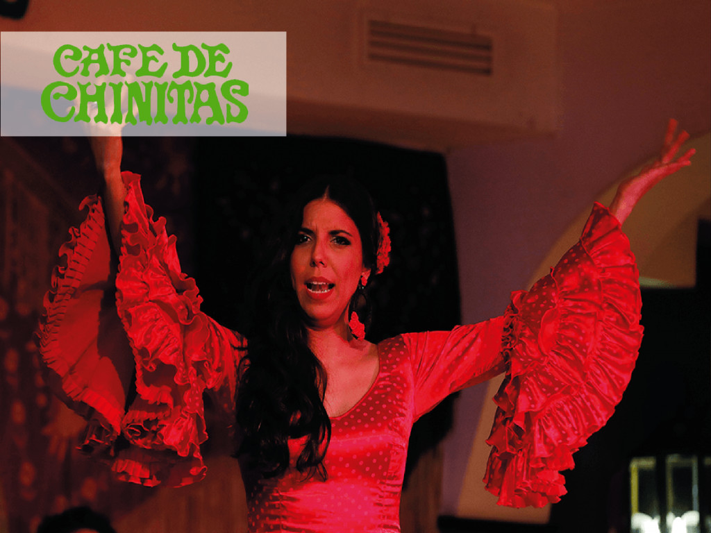 Flamenco en Café Chinitas