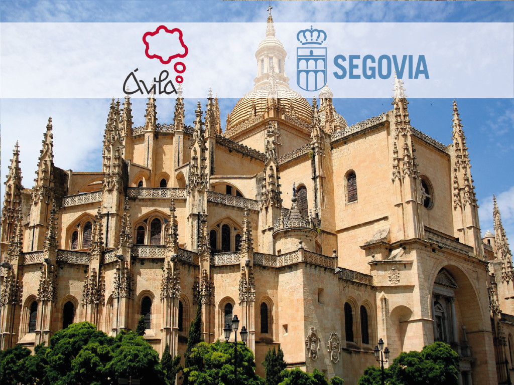 Tour en españolÁvila y Segovia + Tapa