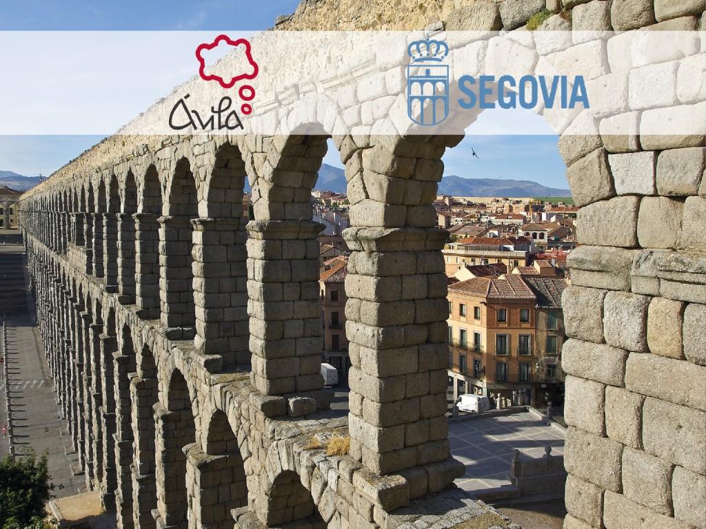 Ávila and Segovia Spanish Tour with a tourist menu