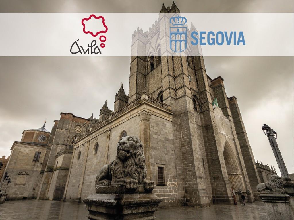 Tour en español Ávila y Segovia con menú gastronómico