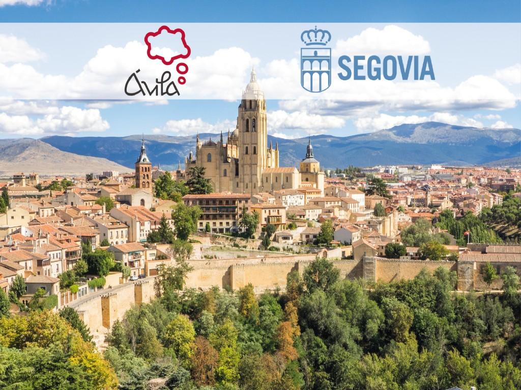 Tour en inglésÁvila y Segovia + Tapa