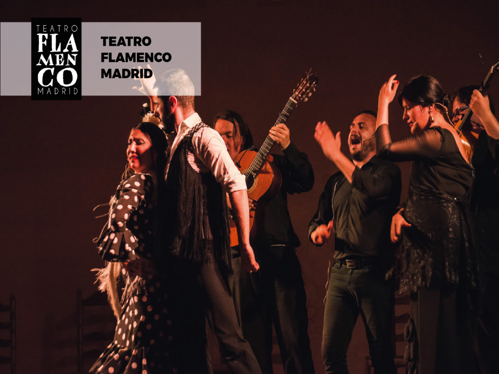 Flamencho Show Teatro Flamenco Madrid + Drink