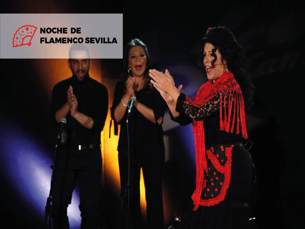 Flamenco in Sevilla (Spanish)