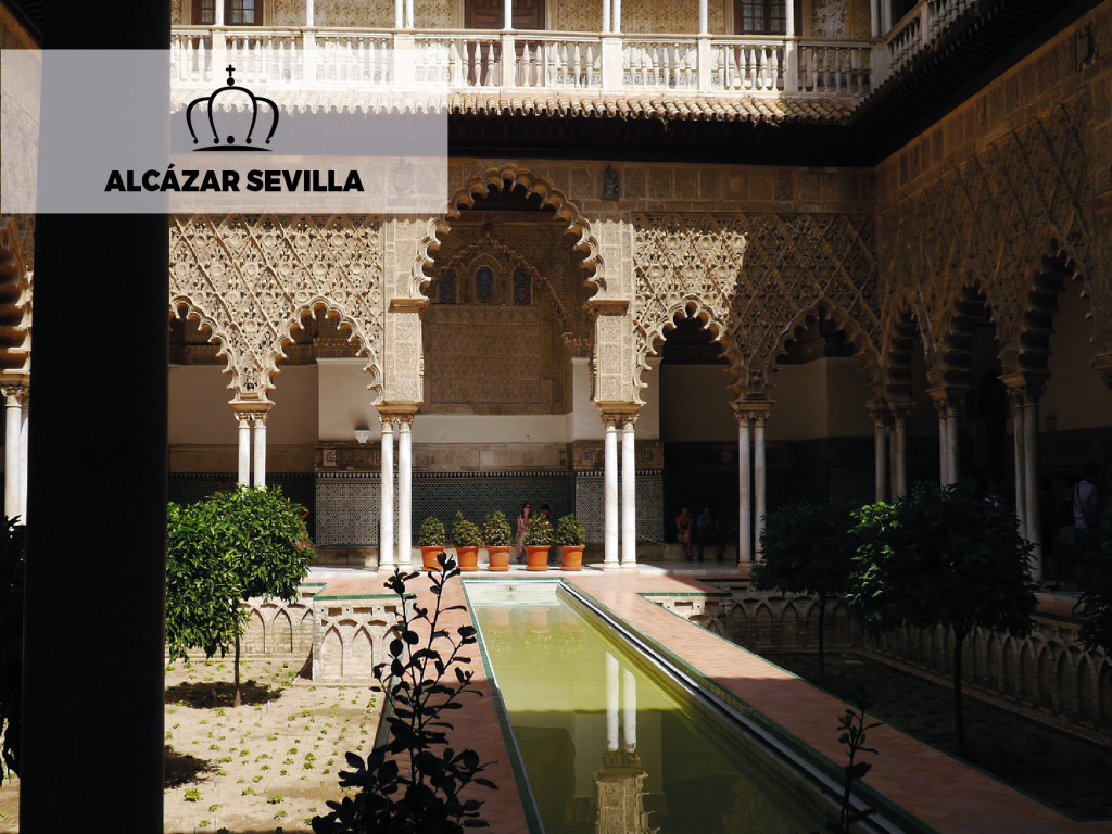 Guided Tour Real Alcázar de Sevilla