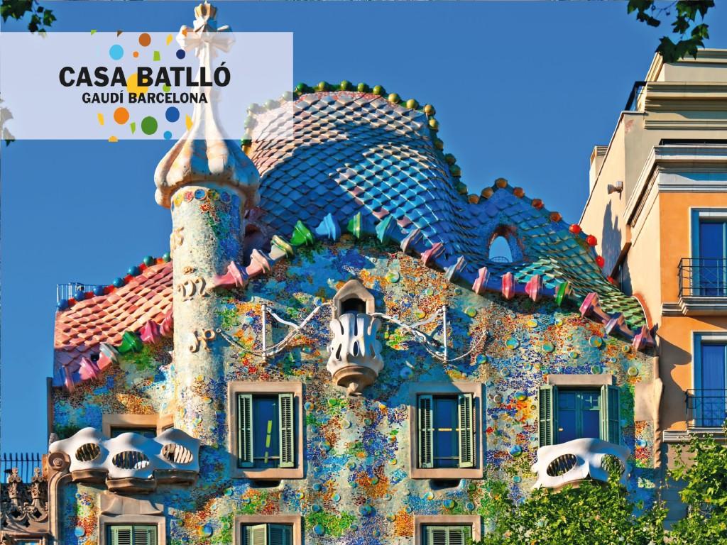 Blue: Casa Batlló + SmartGuide