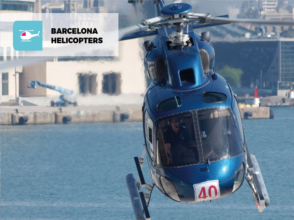 Barcelona Sky Tour 125€
