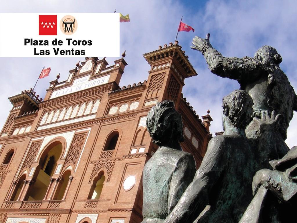Visita individual a Las Ventas