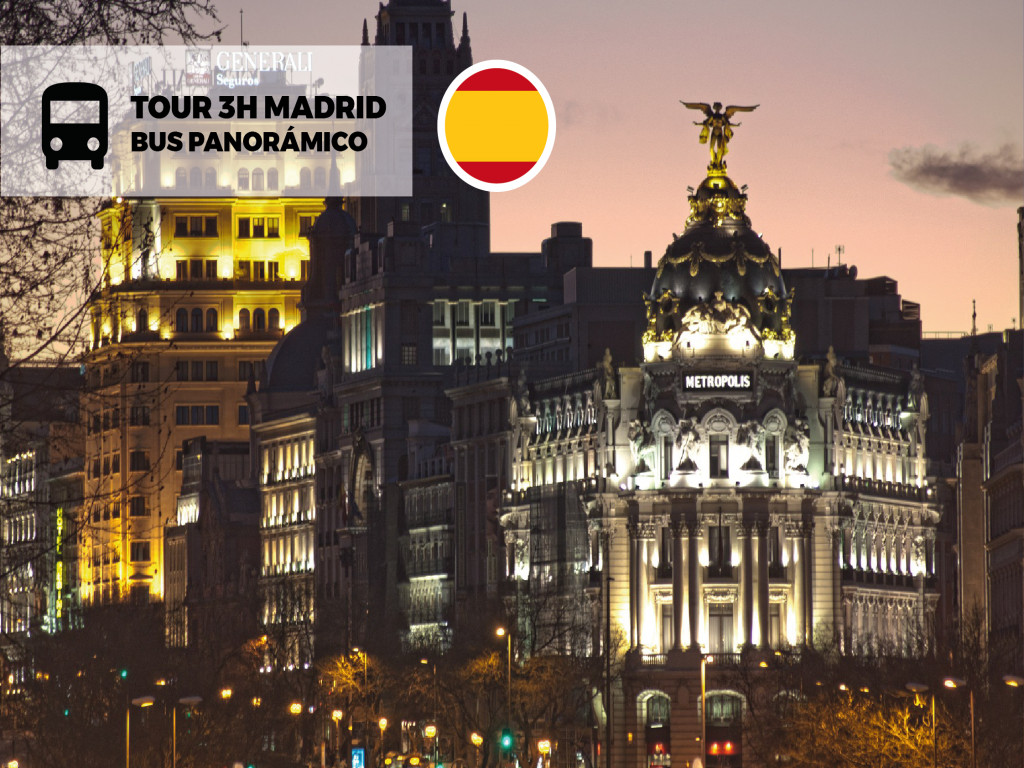 Madrid Highlights Tour en Español