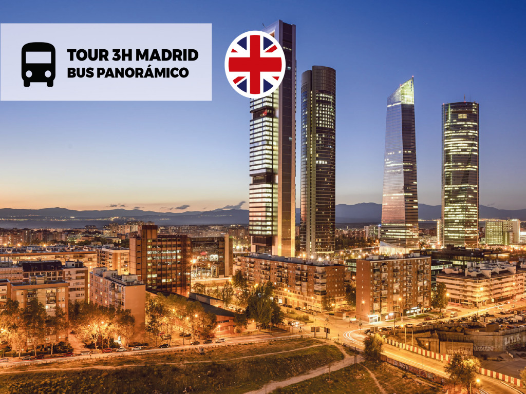 Madrid Highlights Tour en inglés