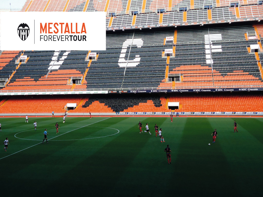 Tickets Mestalla Forever Tour