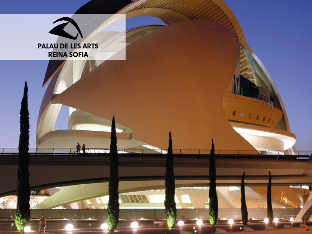 Palau de les Arts. Guided Tour