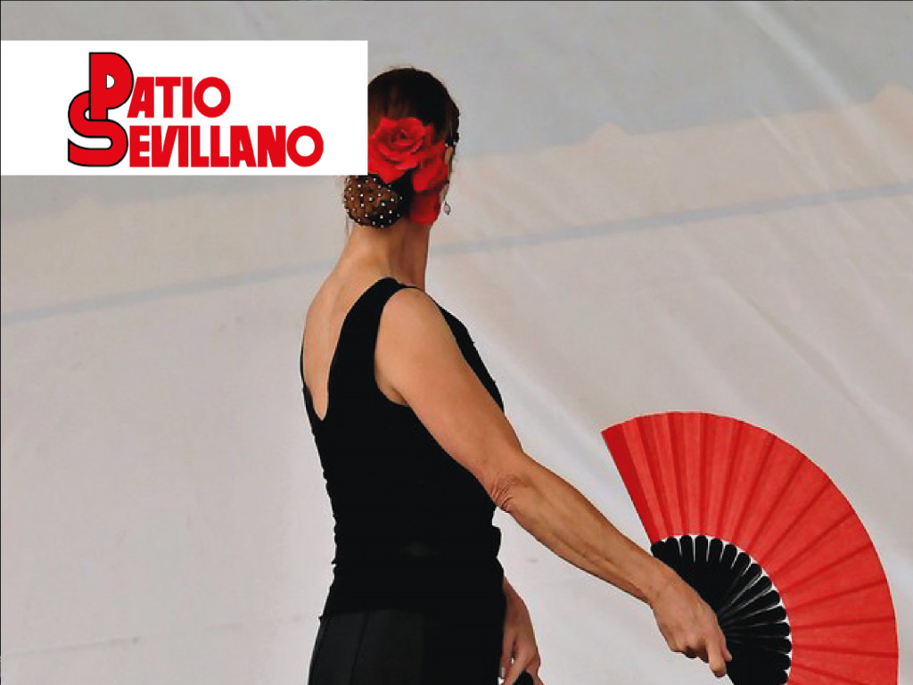 Patio Sevillano: Flamenco + Drink