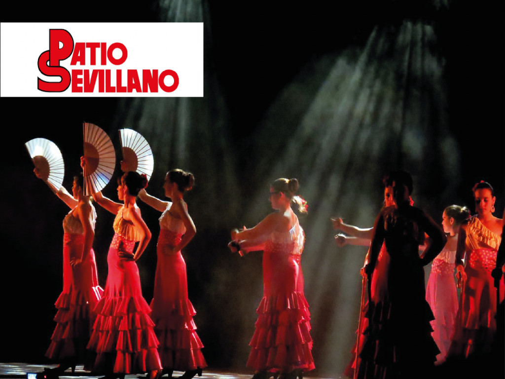 Patio Sevillano: Flamenco + Tapas Menu