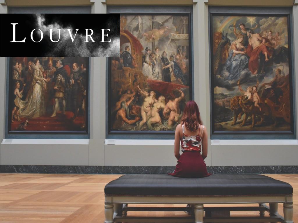 Entrada general Museo del Louvre