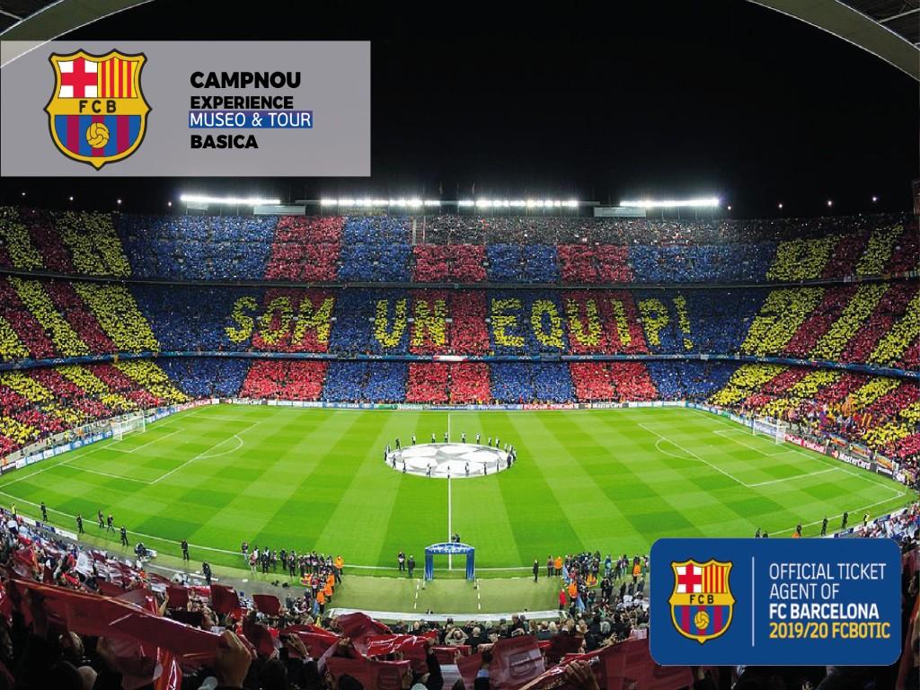 Camp Nou Tour Plus