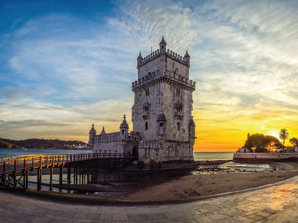 Lisboa Tour de Medio Día Inglés 35€