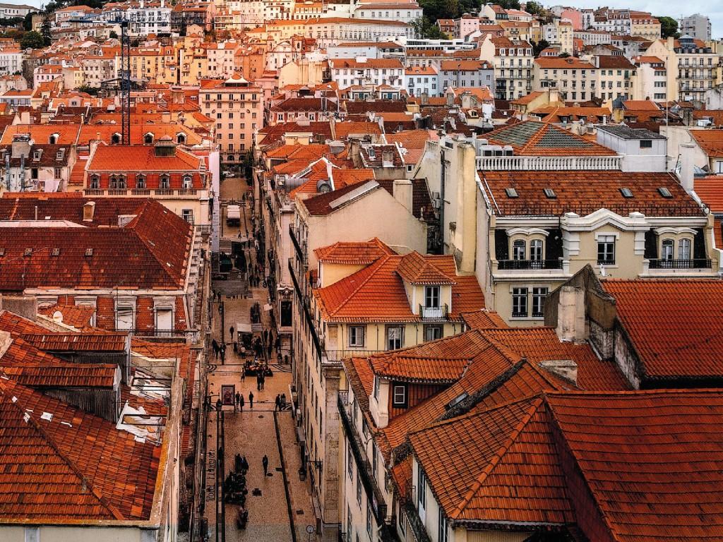 Lisboa Tour Medio Día Español 35€