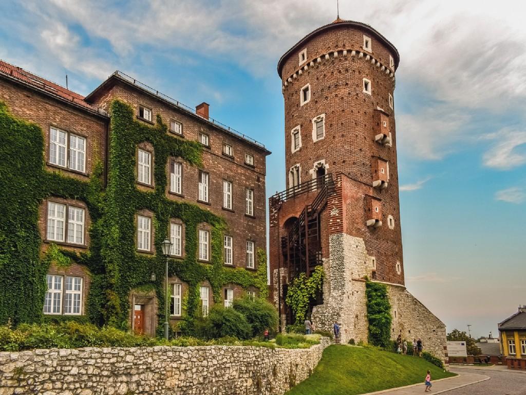 123- Visita el Castillo de Wawel