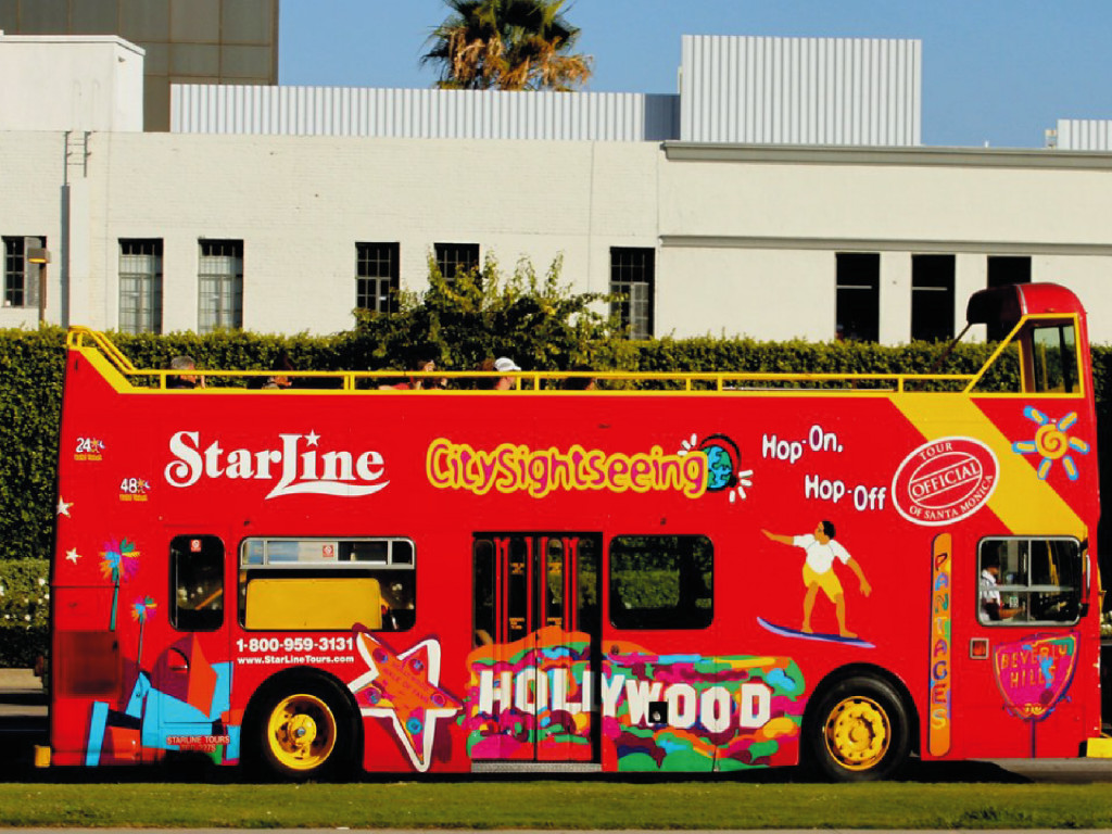 Ticket Los Angeles City Sightseeing 72 hours