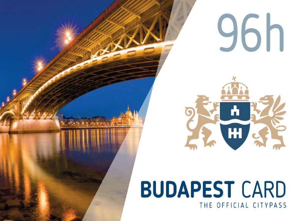 Budapest Card 4 días (96h)
