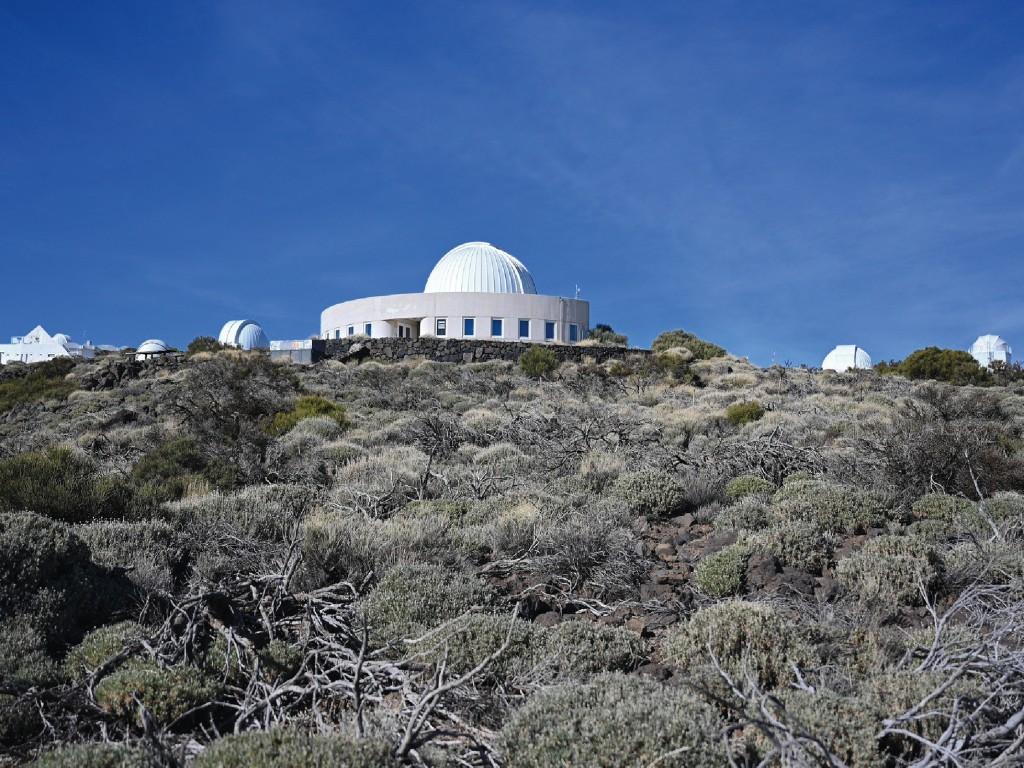 Visita guiada diurna al Observatorio Teide - ENG