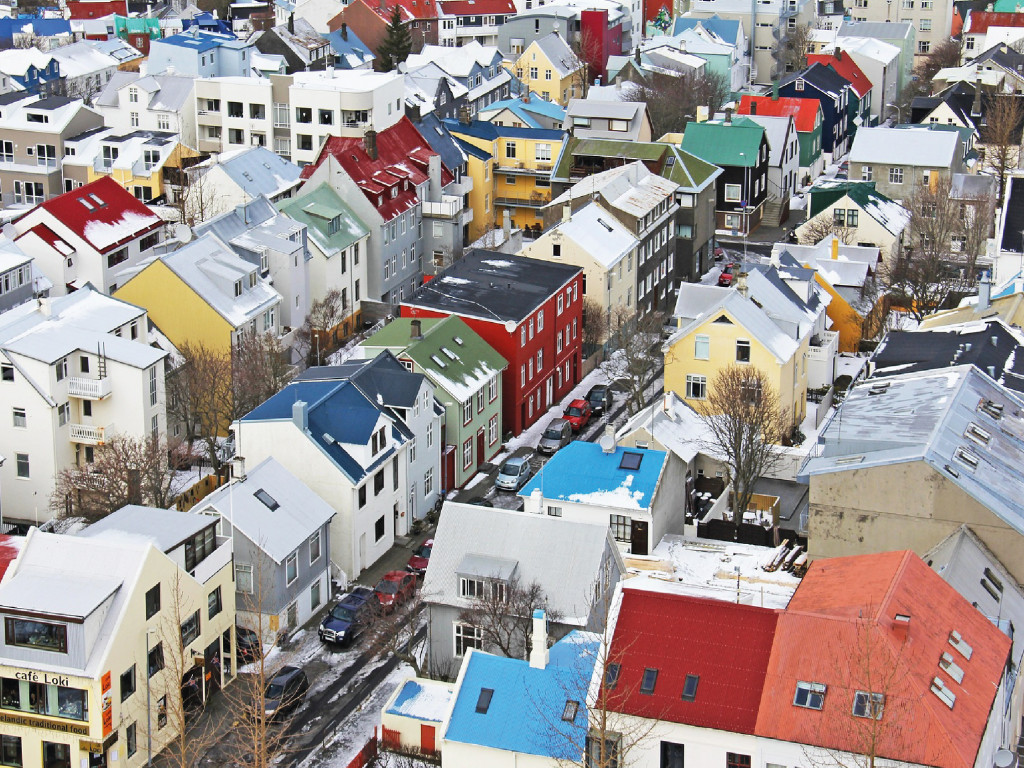 Paseo por la ciudad de Reykjavik (REYKJAVÍK WALKING TOUR)