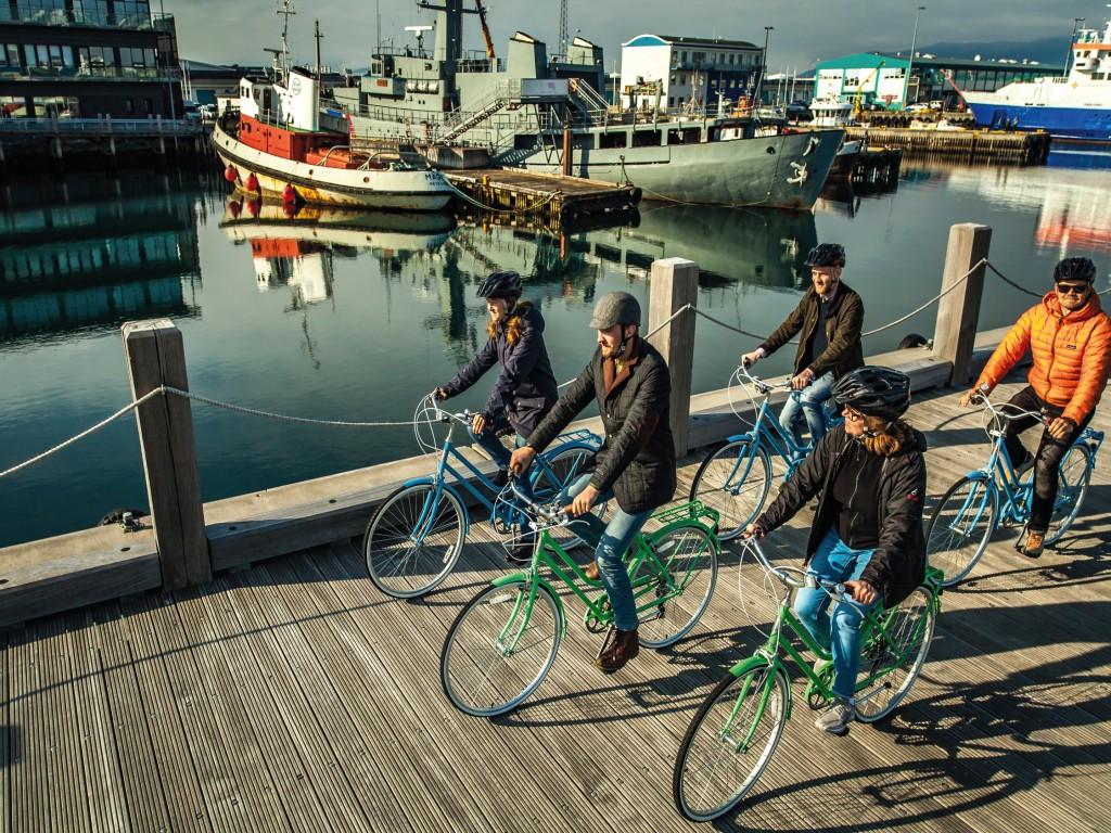 Tour en bicicleta por Reykjavik (REYKJAVÍK CYCLING TOUR)