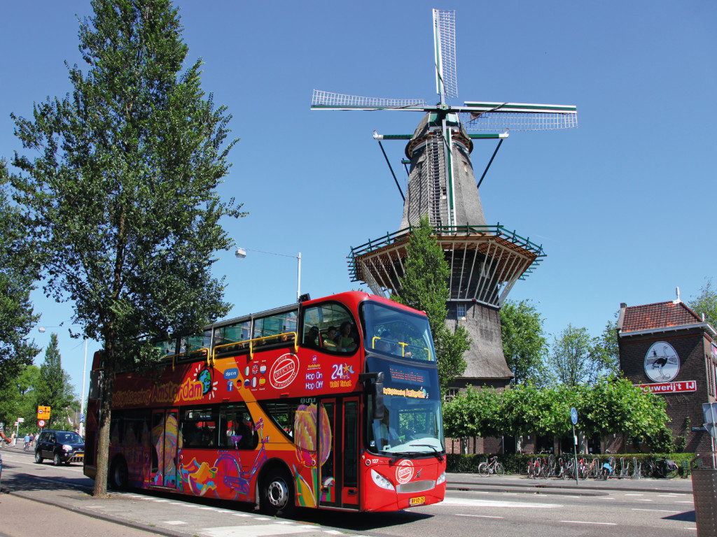 48H City Sightseeing Bus & Boat