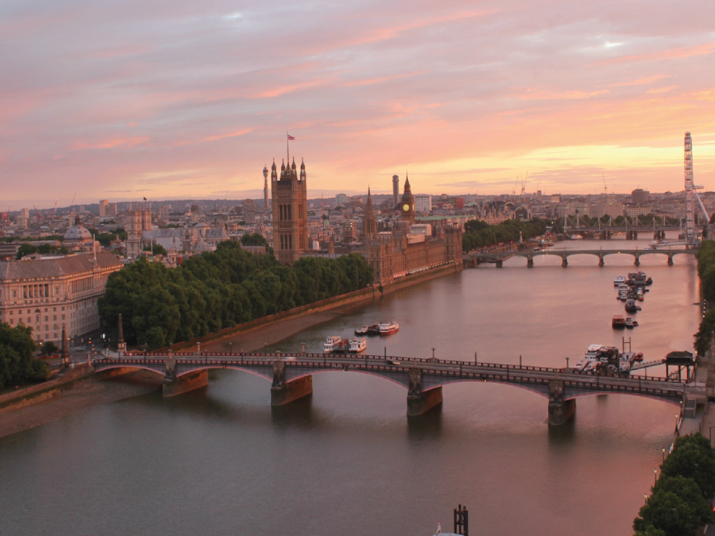 Hop-on-Hop-off City Cruise London 24H €22