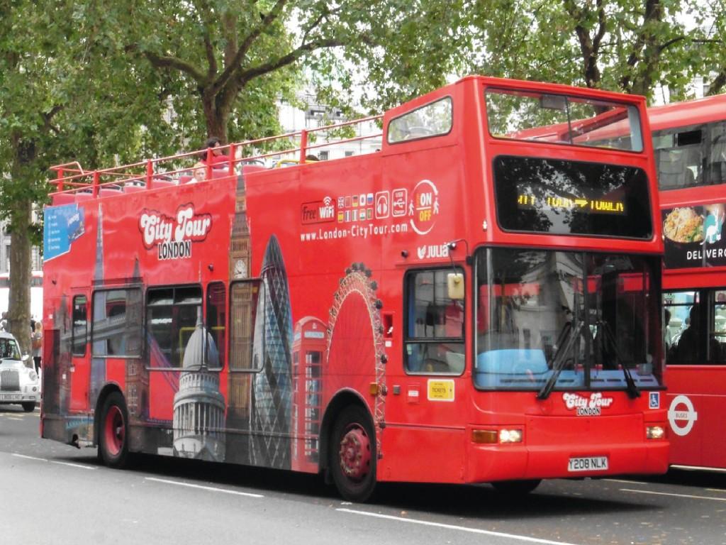 Bus Turístico 72h