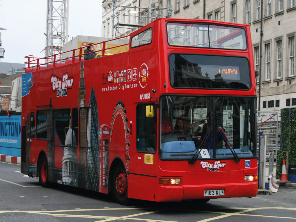 Bus Turistico 24h