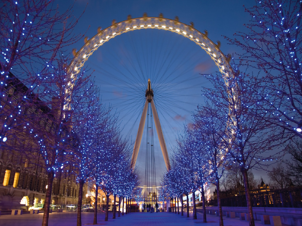 London Eye: Ticket + Champagne 46€