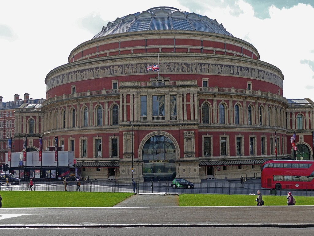 Entradas Royal Albert Hall: Visita guiada